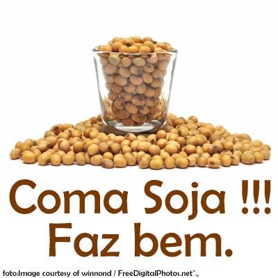coma-soja