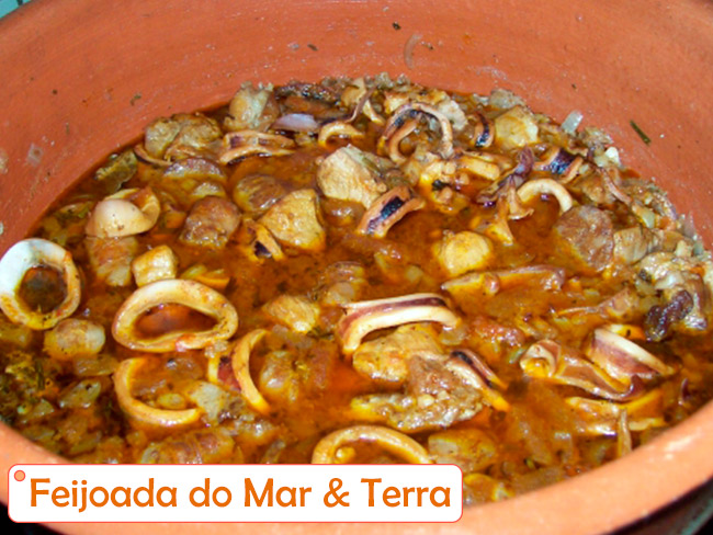 Feijoada do Mar & Terra